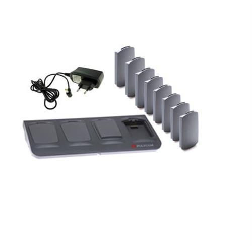 Spectralink 8400 Quad Charger Kit