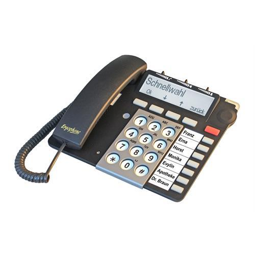 Ergophone S510 IP contact input