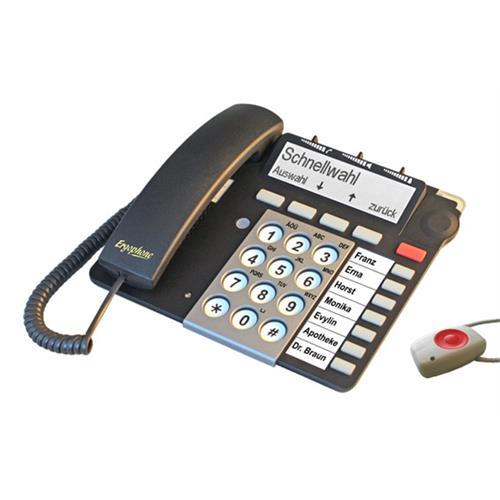 Ergophone S510 IP Radio contact input