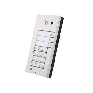 2N Helios IP Vario 3 buttons keypad camera