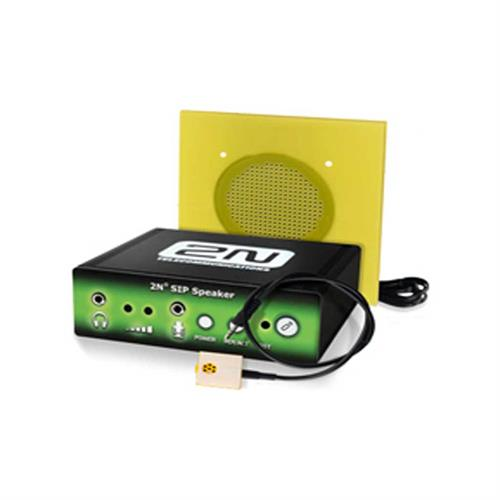 2N® SIP Audio Converter set with Speaker and Mic